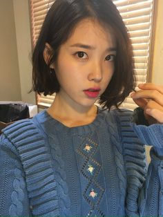 65 popular short hairstyles for fine thin hair (+ 3 tips for crazy volume) 8 Kpop Short Hair, Korean Short Hair, Moon Lovers Scarlet Heart Ryeo, Kim Chungha, Popular Short Hairstyles, Korean Hairstyles Women, Iu Fashion, Korean Actresses, Ulzzang Girl
