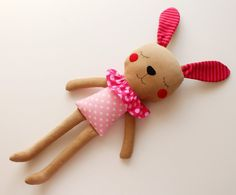 Rag dolls and toys from Anabela Félix. Discussion on LiveInternet - Russian Service Online diary