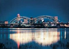 Hernado Desoto Bridge   Memphis, Tennessee