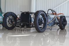 COT 11 Austin Seven Special | by mattbeee