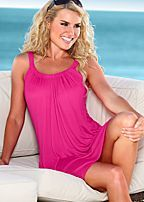 Swimsuit Cover Ups in Dress, Tunic, and Skirt Styles