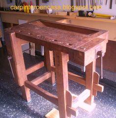 Carpintero en casa : BANCO DE CARPINTERO