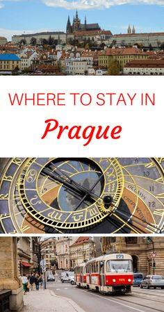 Where to Stay in Prague: The Best Areas to Stay in Prague According to a Local | Prague Travel Tips | Prague Best Neighborhoods via @WanderTooth