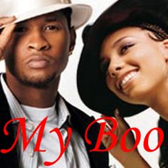 BAIXAR MÚSICAS GRÁTIS: Usher ft. Alicia Keys - My Boo