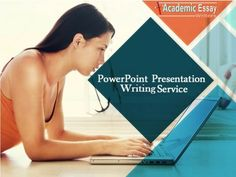 We offer proficient presentation writing service with several years of professional experience and thousands of satisfied clients that trust us, and this is what makes us special! #PowerpointPresentationWritingService