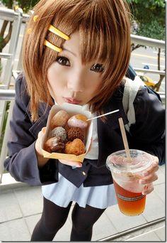 Hirasawa Yui | K-ON! #cosplay #anime