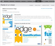 BBVA launches Innovation Edge, the first corporate magazine that is originally designed for the iPad and focuses on various innovations in the financial sector. The online magazine's mission is to share what BBVA has learned about