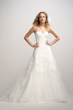 Watters Brides Claire Gown    www.watters.com