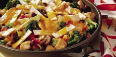 DASH Diet Southwest Chicken Skillet