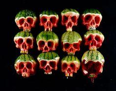 F*ck Pumpkins, next year I'm using watermelons for Halloween!