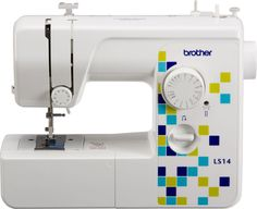 Brother LS14 14 Manual Stitch Sewing Machine - White-From the Argos Shop on ebay in Crafts, Sewing, Sewing Machines   eBay