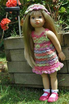 Louisa - poupée Kidz'n Cats - 46 cm