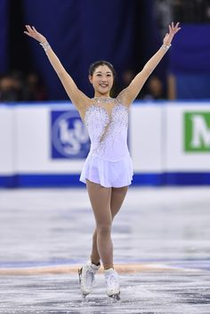 Mirai Nagasu of United States competes in the Ladies Free Skating during ISU Four Continents Figure Skating Championships - Gangneung -Test Event For PyeongChang 2018 at Gangneung Ice Arena on February 18, 2017 in Gangneung, South Korea. (Feb. 17, 2017 - Source: Koki Nagahama/Getty Images AsiaPac) more pics from this album »