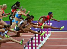 The best way to perfect the future is to create it #athletics (track and field)