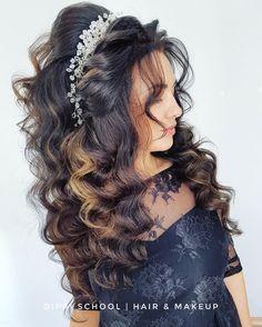 голливудская волна, моника белуччи, прическа на длинные волосы, прическа на распущенные волосы, свадебная прическа, выпускная прическа, объемные локоны, объемная прическа