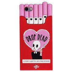 Drop Dead 3D iPhone 6/6S Case - Valfre - 1