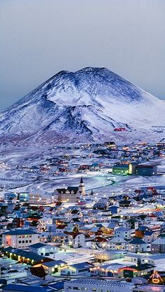 iceland! Want to go to Reykjavik