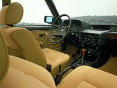 BMW 5-Series Sedan E12 1976-1981 Photo 01