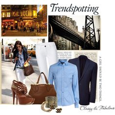 """Street Style"" by barbara19 on Polyvore"