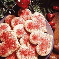 Oatmeal Valentine Cookies | Organic Recipe Book