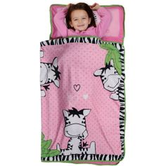Baby Boom Nap Mat, I Luv Zebra