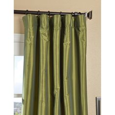 faux silk drapes - Silk Drapes