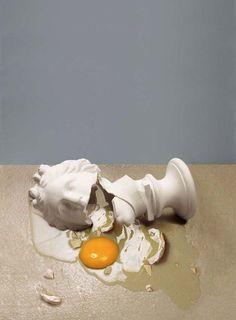 Robert Gligorov cracked egg bust