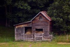 Old Barn Doe Hill, VA   Flickr - Photo