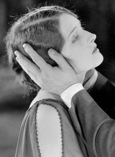 Norma Shearer in Broken Barriers (Reginald Barker, 1924) when she was 22 years old.