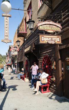Deadwood South Dakota ~ an entire city on the National Historic Register