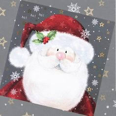 Father christmas charity christmas cards by karen tye bentley ask me for christmas cards father christmas xc010 http spiritdancerdesigns Gallery