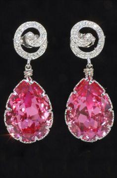 Wedding earrings | Bridesmaid earrings
