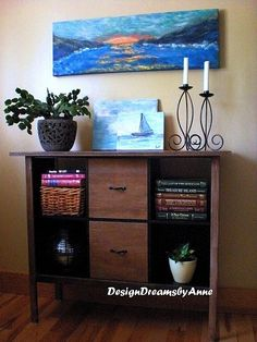upcycle that boring cube storage unit