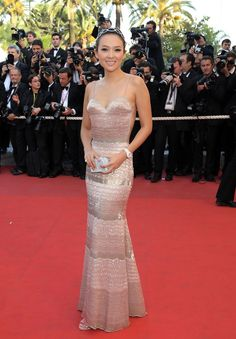 """Zhang Ziyi at the """"Coco Chanel & Igor Stravinsky"""" premiere (2009)"""