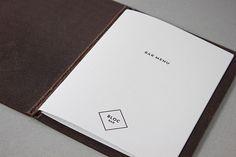 Chop Bloc steak restaurant branding by DesignLSM » Retail Design Blog