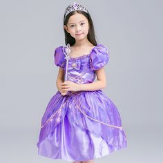 [Click image to buy!] New High quality Kids princess dress for baby girls snow White Cosplay Costume children christmas party tutu dresses * Shop 4 Xmas n 2018. Find the details on  AliExpress.com, Just click the VISIT button. #Jewelry