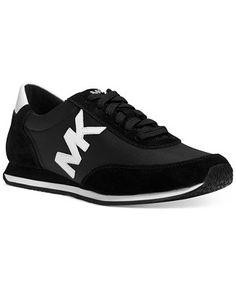 1661e71e41 Michael Kors Black sneakers  110 at Macy s Čierna