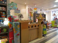 Le Roi Zigolo-great toy store in Tours, France