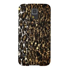 Brown Black Cheetah Abstract Case For Galaxy Samsung Galaxy Cases, Cheetah, Phone Cases, Abstract, Brown, Unique, Black, Summary, Black People
