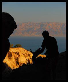 Landscape photography - Dead sea, Jerusalem