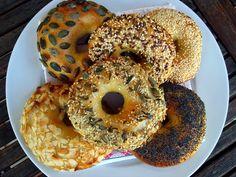 Nem vagyok mesterszakács: New York bagel - a legjobb amerikai szendvics zsemle