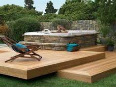 cantilevered deck platforms