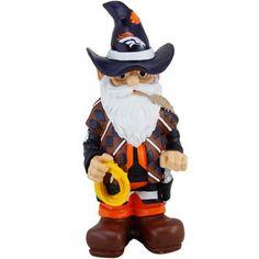 Denver Broncos Team Mascot Gnome