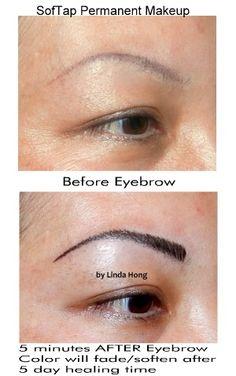 Permanent makeup SofTap Lipliner #1 | SofTap Permanent Makeup ...