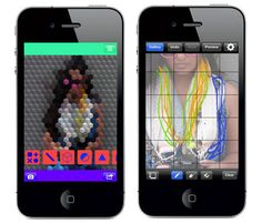 These 12 artsy iPhone apps will help you get creative on-the-go.