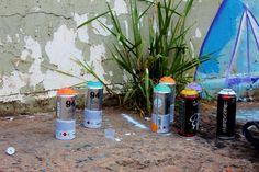 Grafitti Art | Ceasa, São Paulo, Brazil.  2014