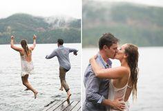 Sunshine Coast, BC engagement// Christie Graham Photography