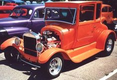 Click for more vintage cars hot rods and kustoms Vintage Cars, Antique Cars, T Bucket, Ford, Old Trains, Street Rods, Cars And Motorcycles, Hot Wheels, Hot Rods