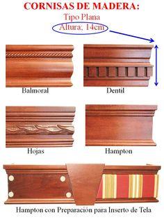 Google and b squeda on pinterest - Molduras de madera decorativas ...