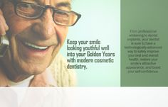 Seniors, you've never had so many convenient, safe ways to boost the look of your smile, your oral health, and your confidence. Call Calgary Dental Centers for your customized smile makeover  #DentistCalgary #SmileMakeOver